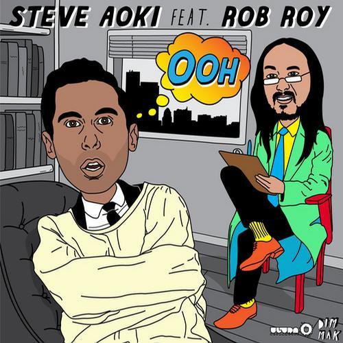 Ooh (feat. Rob Roy) - Remixes Album Art