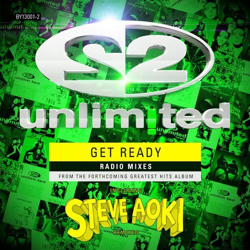 Album Art - Get Ready Steve Aoki Radio Mixes