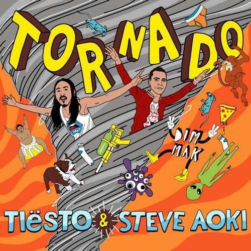 Album Art - Tornado