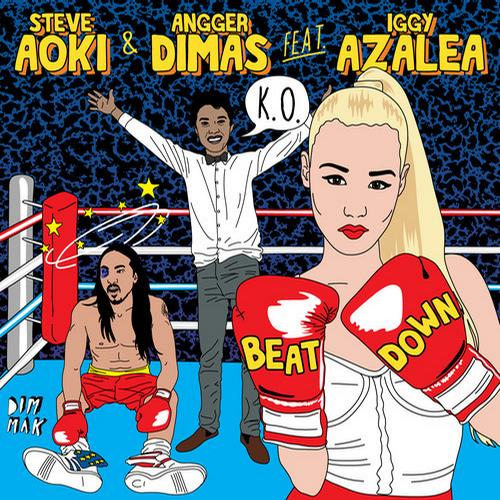 Album Art - Beat Down (feat. Iggy Azalea)