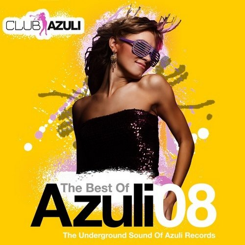 Best Of Azuli 2008 Album Art