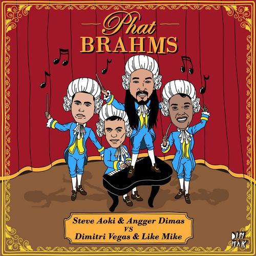 Album Art - Phat Brahms