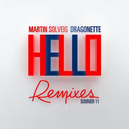 Album Art - Hello (Summer 11 Remixes)