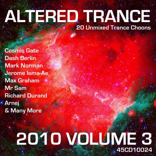 Album Art - Altered Trance 2010 Volume 3