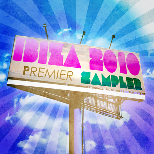 Album Art - Premier Ibiza Sampler 2010