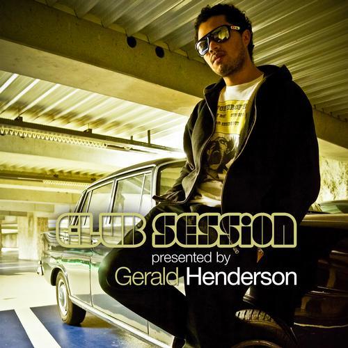 Club Session Presented By Gerald Henderson Album Art