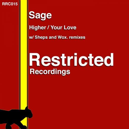 Album Art - Higher / Your Love