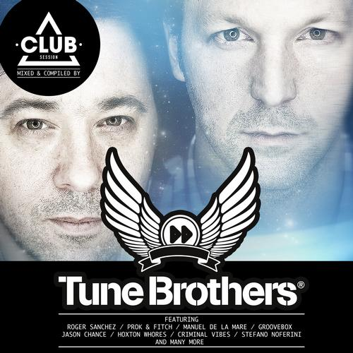 Album Art - Club Session Presented By Tune Brothers