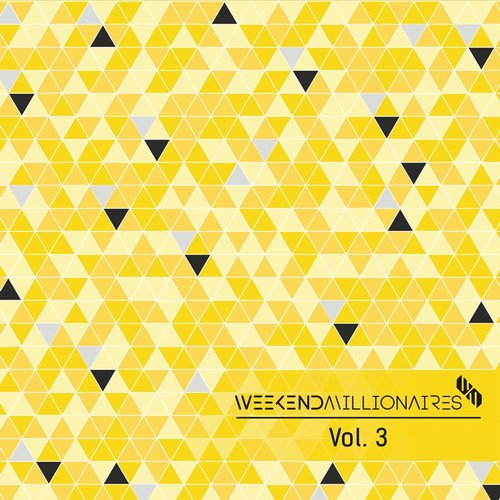Album Art - Secret Party Project Pres. The Weekend Millionaires, Vol. 3