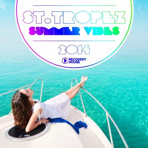 Album Art - St. Tropez Summer Vibes 2014