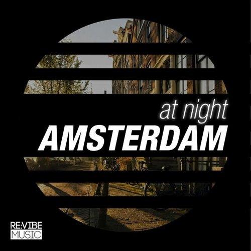 Album Art - At Night - Amsterdam