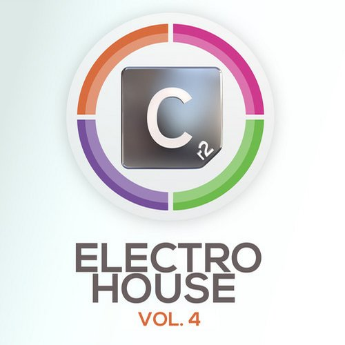 Album Art - Electro House Volume 4