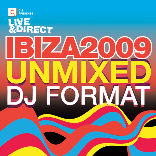 Album Art - Ibiza 2009 Unmixed