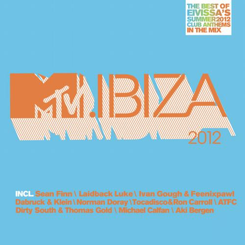 Album Art - MTV Ibiza 2012