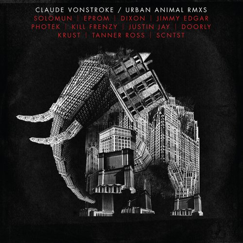 Album Art - Urban Animal RMXS