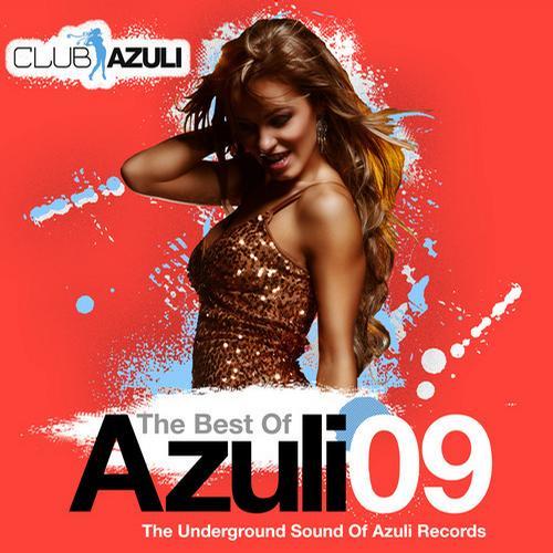 Album Art - Best Of Azuli 2009