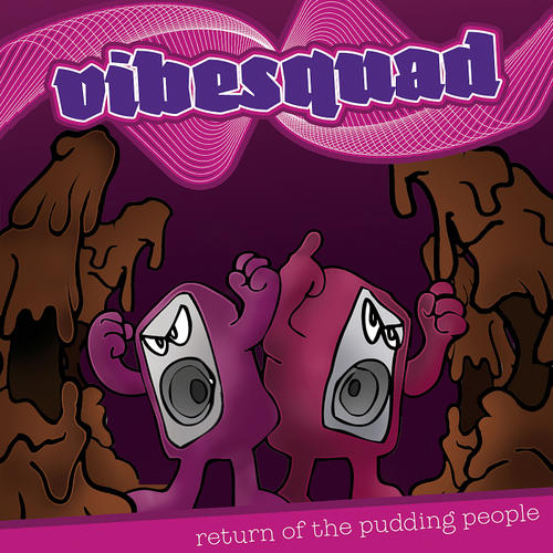 Album Art - Return Of The Pudding People EP