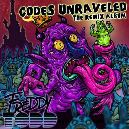 Album Art - Codes Unraveled: The Remix Album