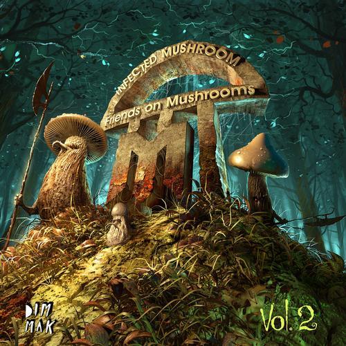 Album Art - Friends On Mushrooms, Vol. 2