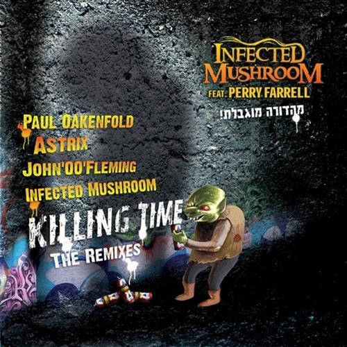 Album Art - Killing Time - The Remixes feat. Perry Farrell
