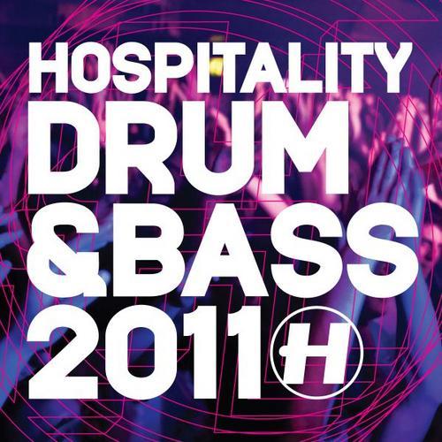 Album Art - Hospitality Drum & Bass 2011