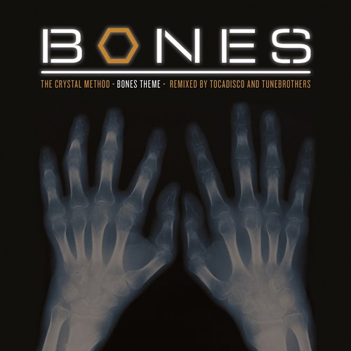 Album Art - Bones Theme (Remixes)