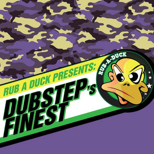 Album Art - Rub A Duck Presents Dubstep's Finest