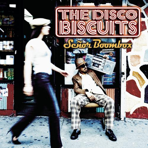 Album Art - Senor Boombox