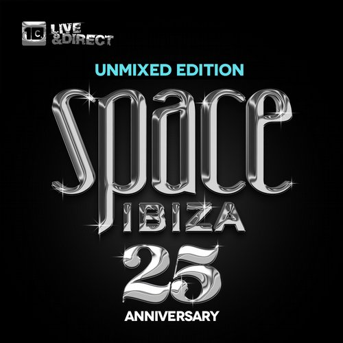 Album Art - Space Ibiza 2014 (25th Anniversary) - Unmixed DJ Version