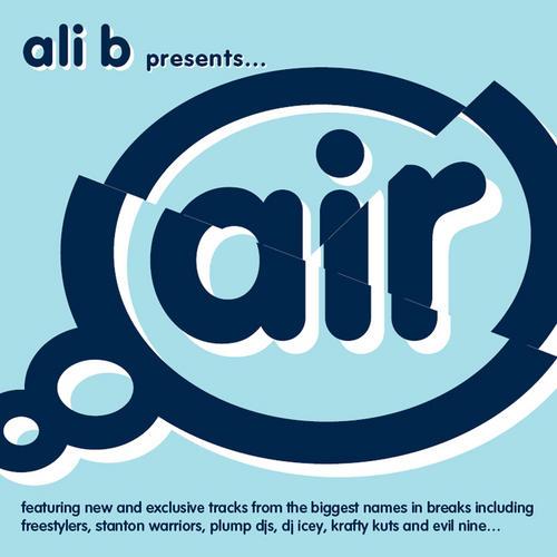 Album Art - Air Breaks