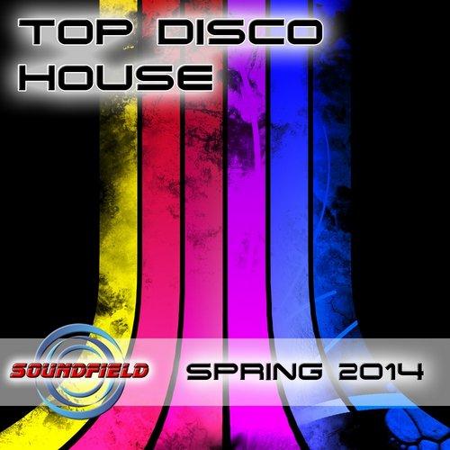 Album Art - Top Disco House Spring 2014