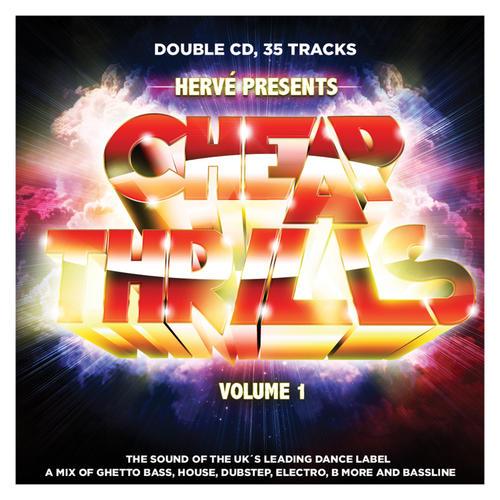 Album Art - Cheap Thrills Volume 1