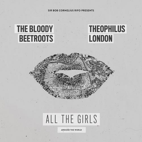 Album Art - All The Girls (Around The World)
