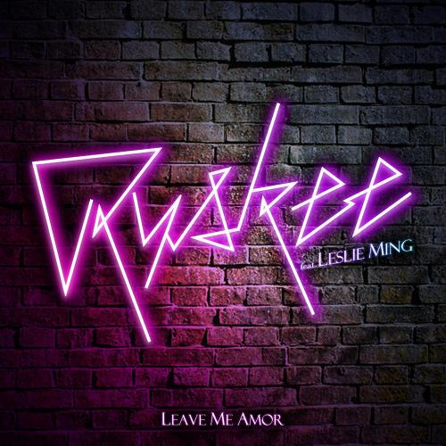Album Art - Leave Me Amor