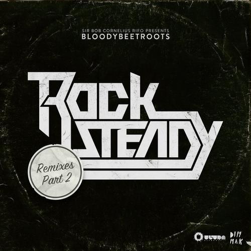 Album Art - Rocksteady - Remixes Part 2