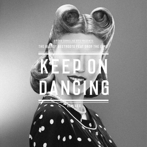 Album Art - Keep on Dancing - Remixes