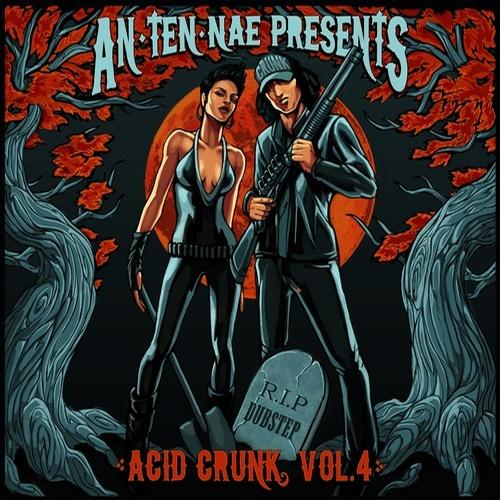 Album Art - An-ten-nae Presents Acid Crunk Vol. 4