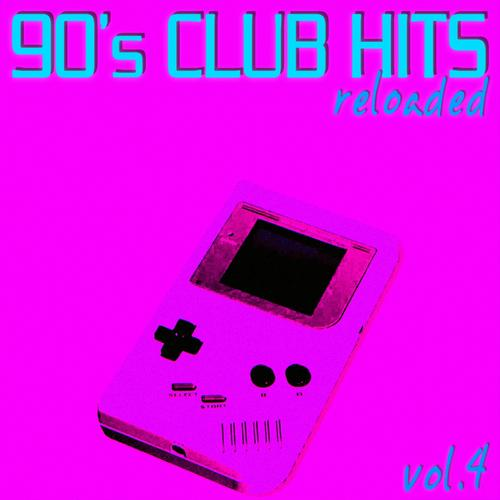 Album Art - 90's Club Hits Reloaded Volume 4 (Best Of Club, Dance, House, Electro & Techno Remix Collection)