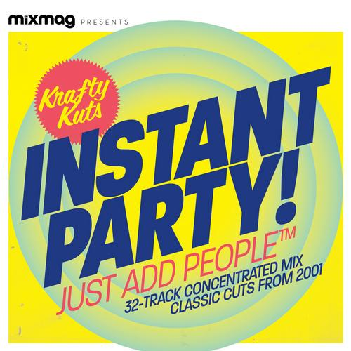 Album Art - Mixmag Presents Krafty Kuts: Instant Party