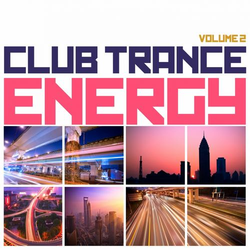 Album Art - Club Trance Energy, Vol. 2 (Trance Classic Masters and Future Anthems)
