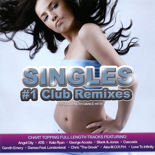 Album Art - Singles - #1 Club Remixes