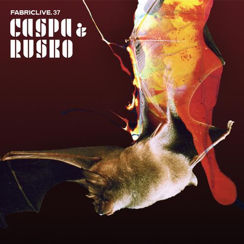 Album Art - Fabriclive 37: Caspa & Rusko