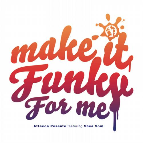Album Art - Make It Funky For Me