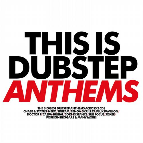 This Is Dubstep Anthems Album Art