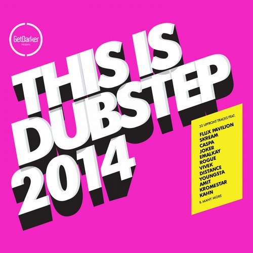 Album Art - This Is Dubstep 2014
