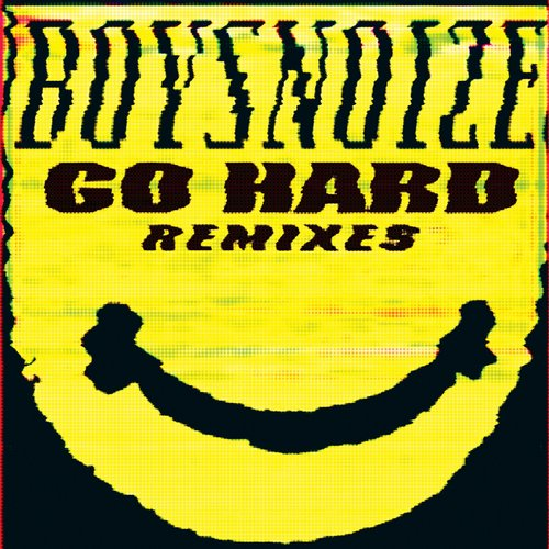 Album Art - Go Hard Remixes
