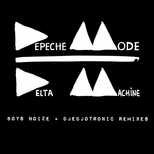 Album Art - Delta Machine (Boys Noize & Djedjotronic Remixes)