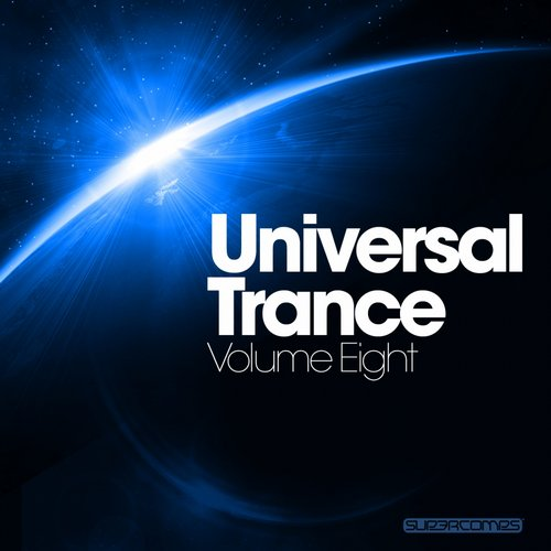 Universal Trance Vol. 8 Album Art