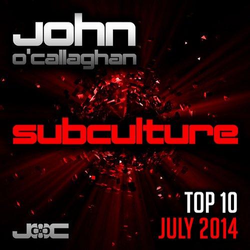 Album Art - Subculture Top 10 July 2014