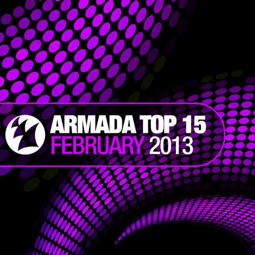 Album Art - Armada Top 15 - February 2013
